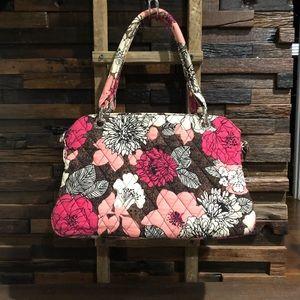 Vera Bradley Bag with Floral design